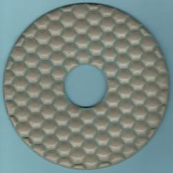 rictools Haft-Diamant-Schleifpad trocken Ø 125 mm – K1500 ultrafein