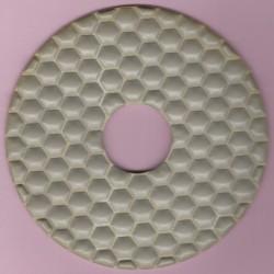 rictools Haft-Diamant-Polierpad trocken Ø 125 mm – K10000
