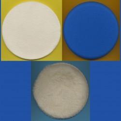 rictools Haft-Polier-Set Standard für Ø 150 mm