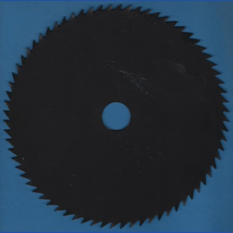 EDESSÖ Chrom-Vanadium-Kreissägeblatt B-NV Feinzahn antihaftbeschichtet– Ø 200 mm, Bohrung 25 mm