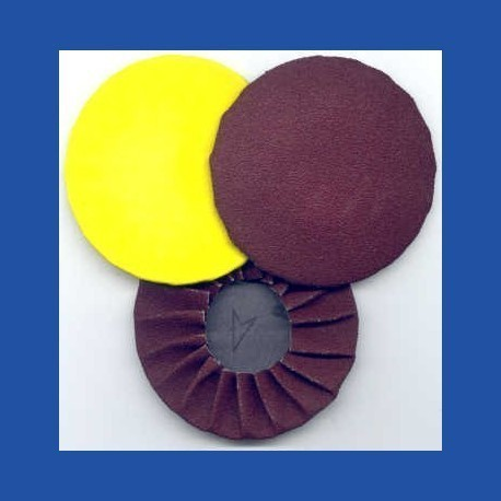 rictools Schleifkissen für das Universal-Schleifgerät – Sortiment