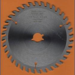 EDN Hartmetallbestücktes Kreissägeblatt Serie 05 orange Wechselzahn fein – Ø 150 mm, Bohrung 19 mm (3/4'')