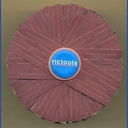 rictools Schleifstern, Ø 100 mm, K180 mittelfein