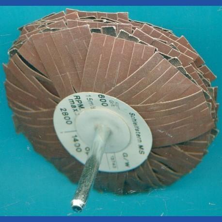 rictools Schleifstern, Ø 100 mm, K600 superfein