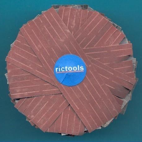 rictools Schleifstern, Ø 100 mm, K800 superfein
