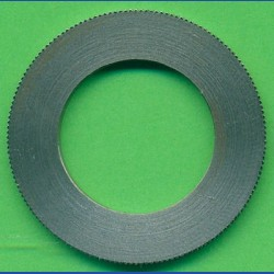 rictools Präzisions-Reduzierring gerändelt sehr stark – 30 mm / 18 mm, Stärke 1,8 mm