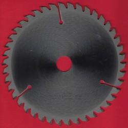 Piranha by BLACK+DECKER Hartmetallbestücktes Querschnitt-Kreissägeblatt – Ø 200 mm, Bohrung 25 mm