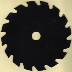 Piranha by BLACK+DECKER Hartmetallbestücktes Grobzahn-Kreissägeblatt antihaftbeschichtet – Ø 200 mm, Bohrung 25 mm
