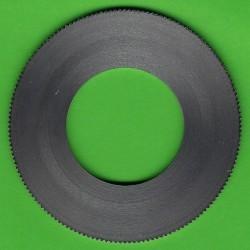 rictools Präzisions-Reduzierring gerändelt ultrastark – 60 mm / 30 mm, Stärke 3,0 mm