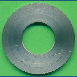 rictools Präzisions-Reduzierring gerändelt dünn – 30 mm / 13 mm, Stärke 1,2 mm