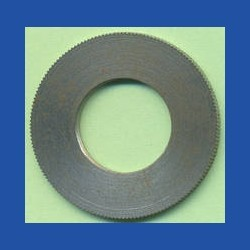 rictools Präzisions-Reduzierring gerändelt stark – 30 mm / 15 mm, Stärke 1,6 mm
