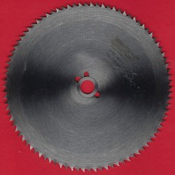 EDN Feinzahn-Kreissägeblatt CV blank – Ø 156 mm, Bohrung 12,7 mm (1/2'')*