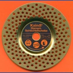 Kaindl Diamant-Sichtschleifscheibe TiN ST Kombi – für stationäre Schleifmaschinen