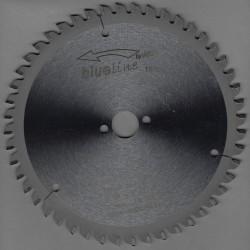 blueline by AKE Aluminium-Kreissägeblatt HW negativ sehr fein – Ø 180 mm, Bohrung 20 mm