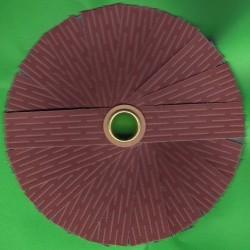 rictools Schleifstern – Ø 150 mm, Bohrung 15 mm, K240 fein
