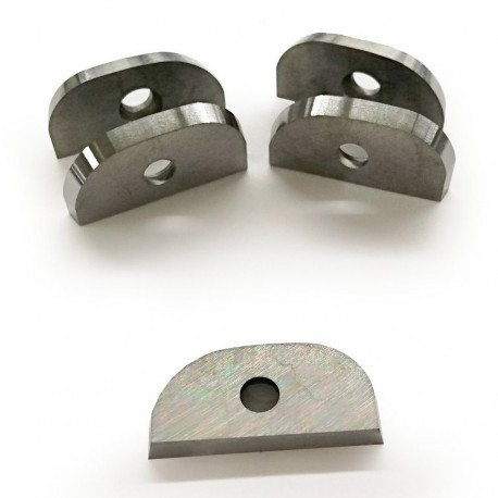 Kaindl Hartmetall-Schneidelemente-Satz – für MULTI-Plane Frässcheibe für Aluminium