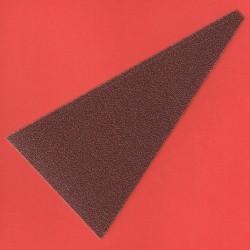 Kaindl Haft-Schleifblätter KO für die Schleifkelle – K80 grob, 4 Stück