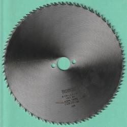 BOSCH Chrom-Vanadium-Sägeblatt für Kreissägen – Ø 190 mm, Bohrung 20 mm