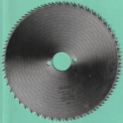 BOSCH Chrom-Vanadium-Sägeblatt für Kreissägen extra fein – Ø 190 mm, Bohrung 30 mm