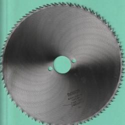 BOSCH Chrom-Vanadium-Sägeblatt für Kreissägen sehr fein – Ø 210 mm, Bohrung 30 mm