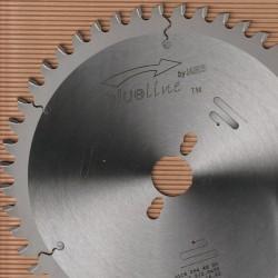 blueline by AKE Kappkreissägeblatt HW Wechselzahn fein – Ø 254 mm (10''), Bohrung 30 mm