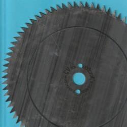 wolfcraft Serie blau Kapp- und Gehrungssägeblatt CV fein – Ø 250 mm, Bohrung 20 mm