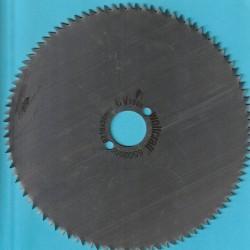 wolfcraft Serie blau Kapp- und Gehrungssägeblatt CV sehr fein – Ø 209 / 210 mm, Bohrung 30 mm