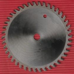 LUX Profi Plus Handkreissägeblatt hartmetallbestückt Wechselzahn fein – Ø 140 mm, Bohrung 12,7 mm (1/2'')