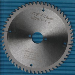 blueline by AKE Handkreissägeblatt HW Wechselzahn extra fein – Ø 190 mm, Bohrung 30 mm
