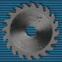 blueline by AKE Handkreissägeblatt HW Wechselzahn sehr fein extra dünn für Sägen von Bosch – Ø 85 mm, Bohrung 15 mm
