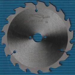 blueline by AKE Handkreissägeblatt HW Wechselzahn grob dünn für Akkusägen von Festool – Ø 160 mm, Bohrung 20 mm
