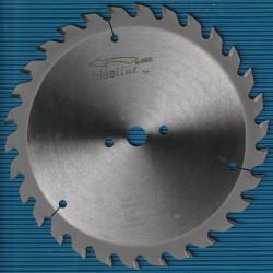 blueline by AKE Handkreissägeblatt HW Wechselzahn mittel – Ø 200 mm, Bohrung 15 mm