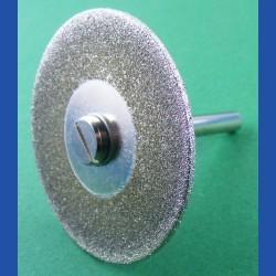 rictools Diamant-Schleifscheibe grob für die Bohrmaschine