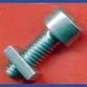 Kaindl Innensechskant-Schraube für Bohrmaschinen-Aufnahme – mit Vierkantmutter