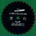 Kreissägeblätter Ø 190 mm (7½'')