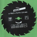 wolfcraft Serie grün HM Wechselzahn