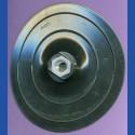 Stützteller mit Klett Ø 150 mm
