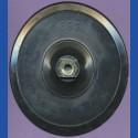 Stützteller mit Klett Ø 175 mm