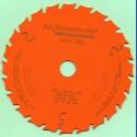 Kreissägeblätter Ø 165 mm, Bohrung 20 mm