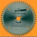 Kreissägeblätter Ø 170 mm, Bohrung 20 mm