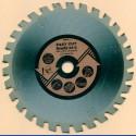 Kreissägeblätter Ø 190 mm, Bohrung 16 mm