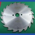 Kreissägeblätter Ø 250 mm, Bohrung 30 mm