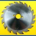 Kreissägeblätter Ø 136 mm, Bohrung 20 mm