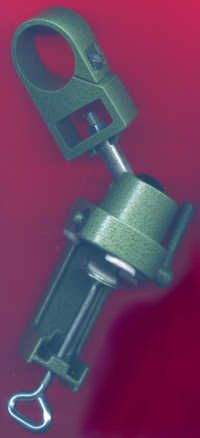 rictools Universal-Kombi-Halter S mit Kugelgelenk