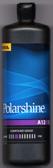 MIRKA Polarshine A12 Universal-Lackpolitur