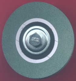 Kaindl Siliciumcarbid-Schleifstein für die Bohrmaschine