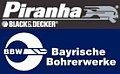 Piranha by BLACK+DECKER / Bayrische Bohrerwerke