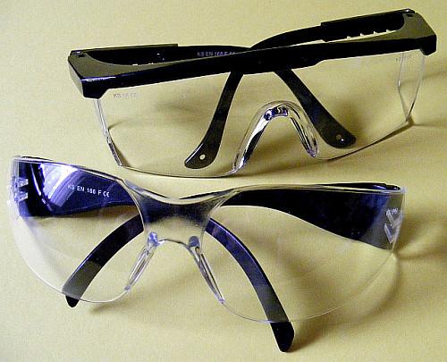 Die Kaindl Schutzbrillen
